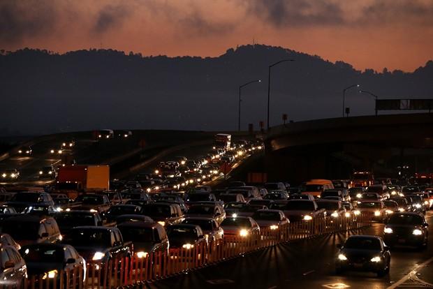 Cansado de enfrentar o trânsito de manhã? (Foto: Getty Images)