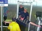 Após vídeo, Justiça ordena retenção de passaportes de atletas dos EUA