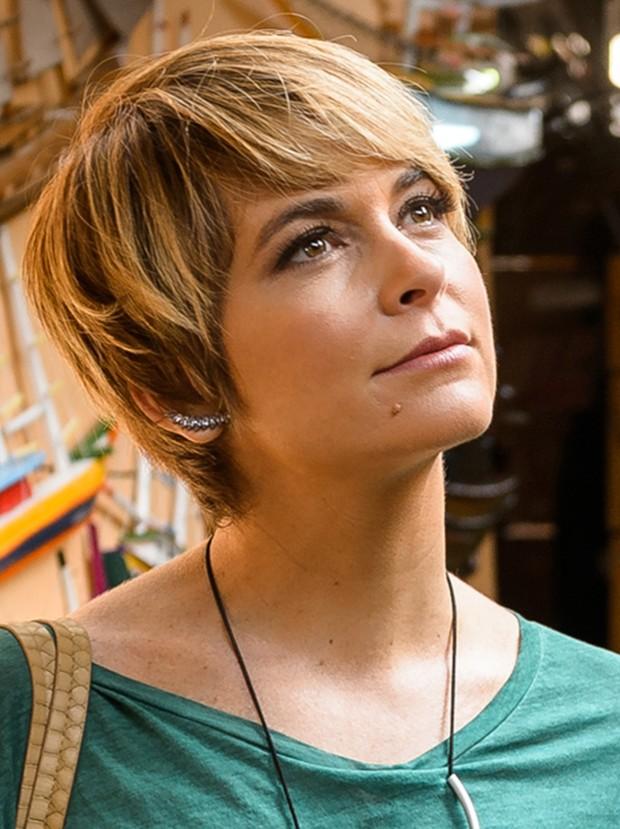 A personagem Helô, vivido por Claudia Abreu (Foto: TV Globo / Divulgação )