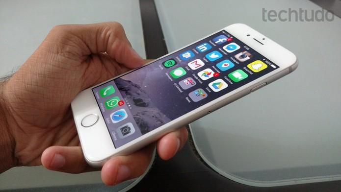 Veja o fuso horário de outras cidades no iPhone (Foto: Lucas Mendes/TechTudo) (Foto:  Lucas Mendes/TechTudo)