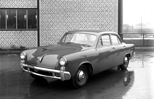 Studebaker projetado sob encomenda pela Porsche (Foto: Divulgação)
