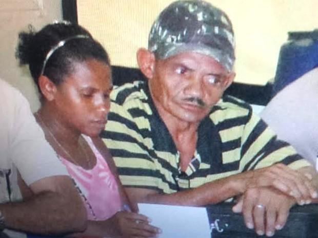 Conselheiro do ICMBio, Raimundo Santos Rodrigues, e a esposa (Foto: Divulgação / ICMBio)