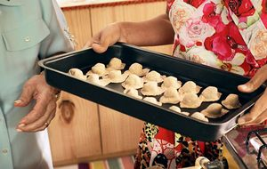 Capeletti integral de abóbora e espinafre: receita da Bela Gil