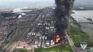 MPF denuncia Ultracargo por poluição causada por incêndio em Santos