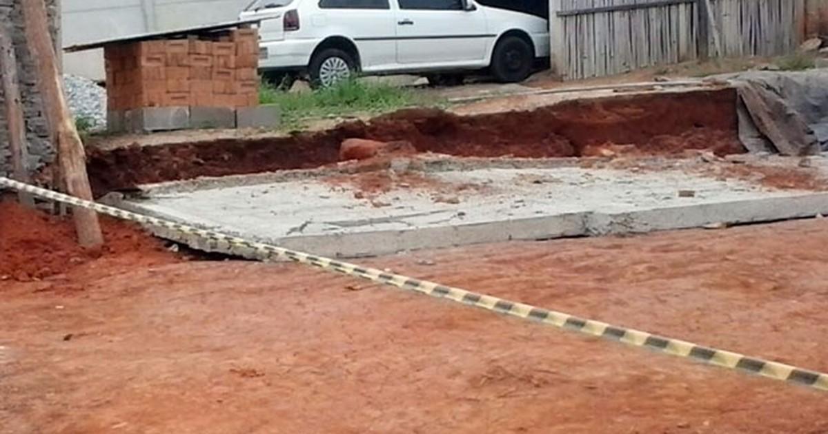 Pedreiro morre após queda de muro em Borda da Mata, MG - Globo.com