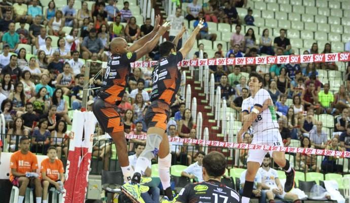 Maringá x Minas; Superliga (Foto: Divulgação/ Minas)