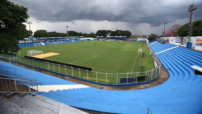 Estádio Anníbal Batista de Toledo (Foto: Wildes Barbosa/O Popular)