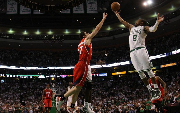 Rajon Rondo, Boston Celtics (Foto: Getty Images)