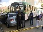 Homem morto após explosão a banco furou bloqueio de bandidos