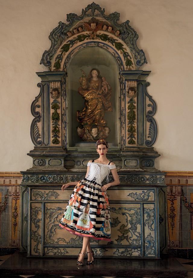 Dolce & Gabbana (Foto: Zee Nunes)