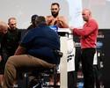 Hendricks dá susto e só bate o peso após uma hora, mas lutará pelo título