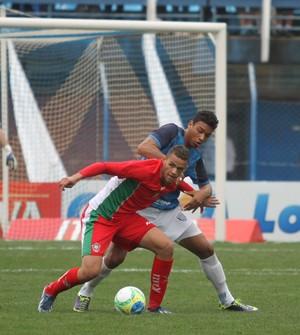 Antônio Carlos Avaí (Foto: Jamira Furlani/Avaí FC)