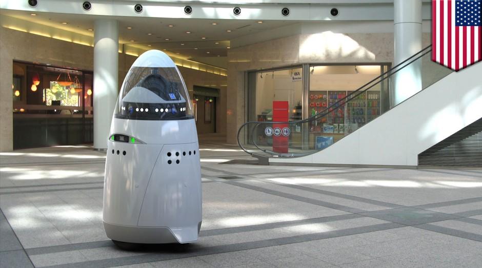 Robô K5 (Foto: Reprodução/YouTube)