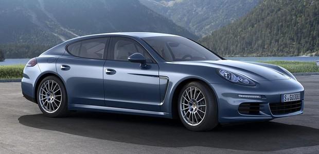 Porsche Panamera 2014 diesel (Foto: Porsche)