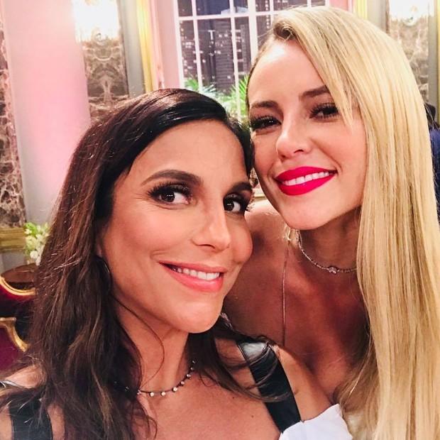 Paola Oliveira e Ivete Sangalo (Foto: Reprodução/Instagram)