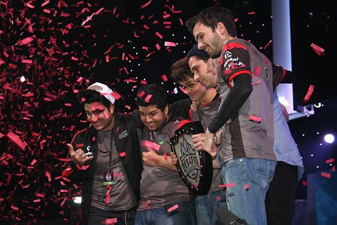 Equipe Pain vence time chilen e vai para a final do mundial de League of Legends (Foto: Felipe Vinha / TechTudo)