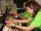 Estudantes de Uberlândia recebem consultas oftalmológicas gratuitas