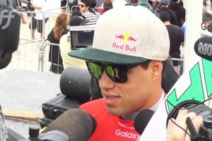Adriano de Souza, o Mineirinho, se classifica para o 3º round do Rio Pro 2016