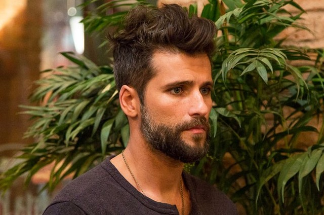 Mario ( Bruno Gagliasso ) (Foto: TV Globo)