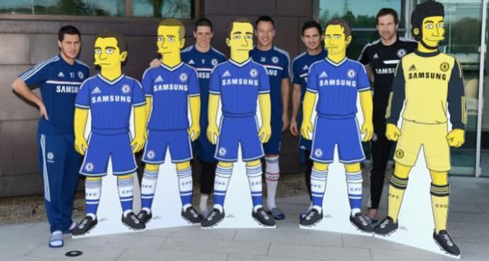 Chelsea Simpsons (Foto: Reprodução)