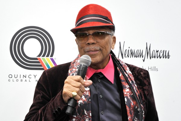 Quincy Jones (Foto: Getty Images)