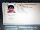 Destino de criança encontrada em MG vai ser decidido na Justiça