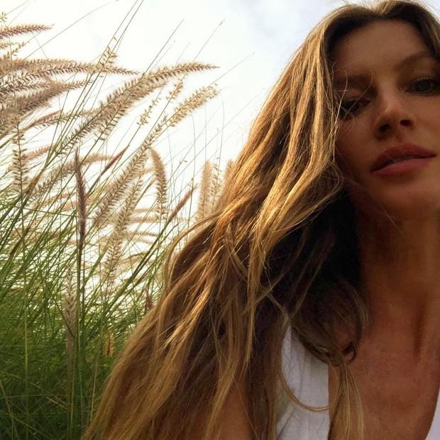 Gisele Bundchen (Foto: reprodução/instagram)