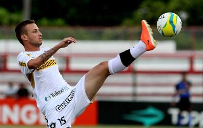 Sidney Botafogo jogo contra o Nova Iguaçu (Foto: Luciano Belford / SSPress)