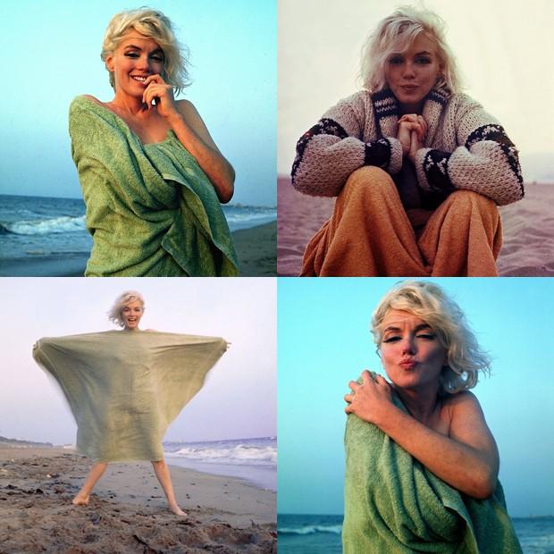 George Barris fez último ensaio de Marilyn Monroe (Foto: Reprodução/George Barris)