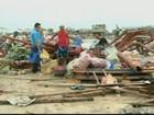 Cenário nas Filipinas é de destruição absoluta após tufão, aponta Galeno
