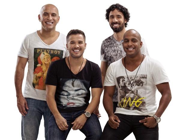 A banda Clima de Montanha se apresenta na quinta-feira (27) na Expoestados, no DF (Foto: Divulgação)