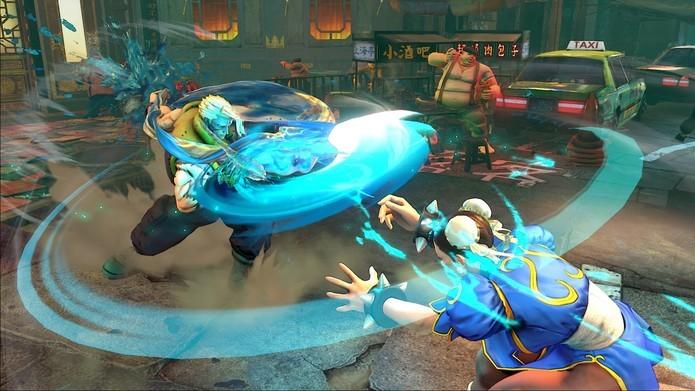 Street Fighter V ganhará beta ainda neste mês (Foto: Divulgação)