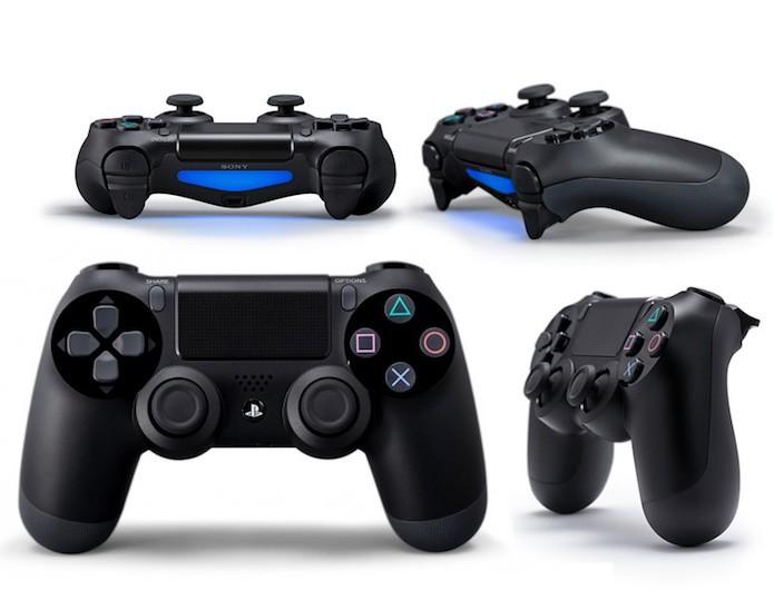 DualShock 4 é recheado de recursos interessantes (Foto: Divulgação/Sony)