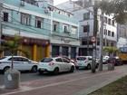 Lojas na Baixa dos Sapateiros fecham após protesto por morte de criança