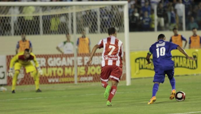 Sergipe x Confiança (Foto: Osmar Rios / GloboEsporte.com)