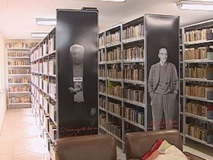 G1 reforma deixa biblioteca municipal mais atrativa em for Biblioteca cologne