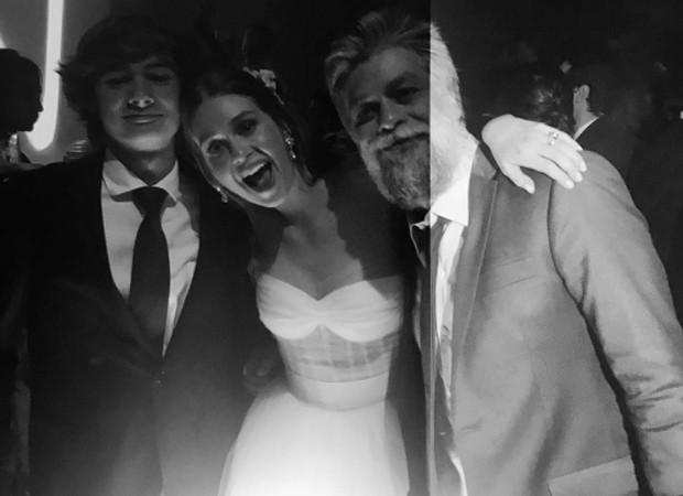 João Borgonovi, Marina Ruy Barbosa e Fábio Assunção (Foto: Reprodução/Instagram)