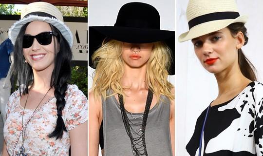 75c6be9f23847 Penteados com chapéu