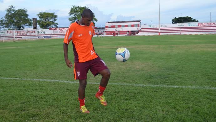 Marcos Vinícius (Foto: Felipe Martins)