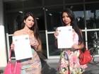 Candidatas do Miss Bumbum teriam feito B.O. contra Livia Santos
