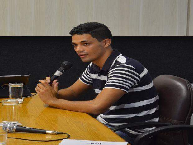 Testemunha de defesa diz que associação funcionava, procuradoria contesta (Foto: Tássio Andrade/G1)