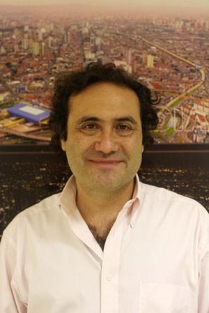 Ciro Biderman, chefe de gabinete da presidência da SPTrans. (Foto: Divulgação/SMT/Elisa Rodrigues)