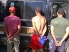 Drogas e armas são apreendidas durante operação na Zona da Mata