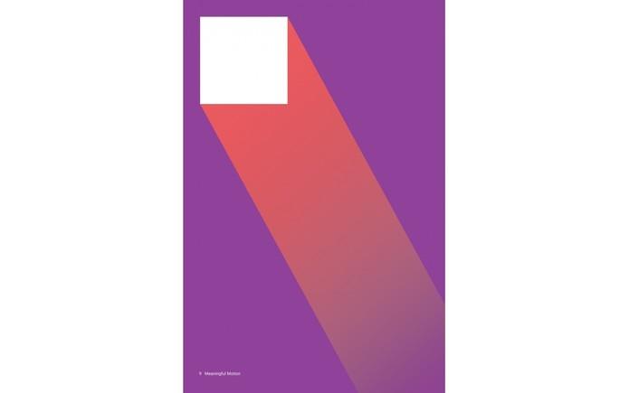 Nono princípio do Material Design: Motion provides meaning (Foto: Reprodução/Paulo Finotti)