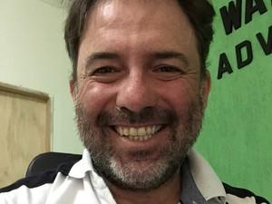 Arthur Wallace Barbosa Vieira, 46, advogado (Foto: Arthur Wallace/Arquivo pessoal)