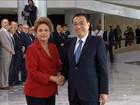 Veja os setores atingidos pelos 35 acordos assinados por Brasil e China