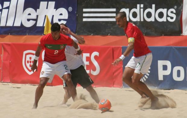Portugal Mundialito de futebol de areia (Foto: Divulgação)