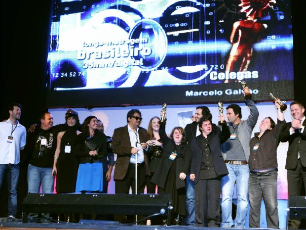 Colegas Gramado (Foto: Edison Vara/Pressphoto)
