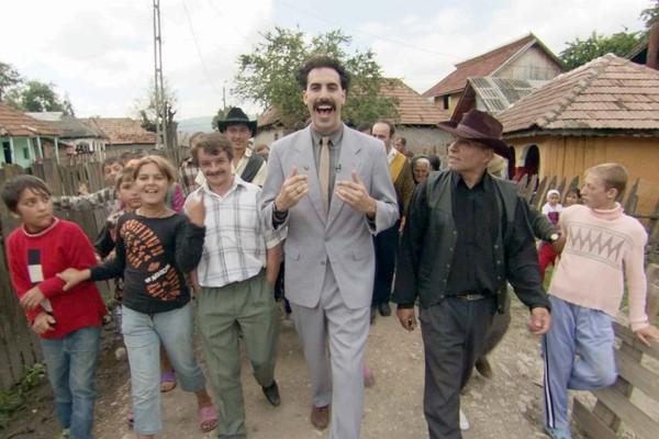 Borat: O Segundo Melhor Repórter do Glorioso País Cazaquistão Viaja à América (Foto: .)