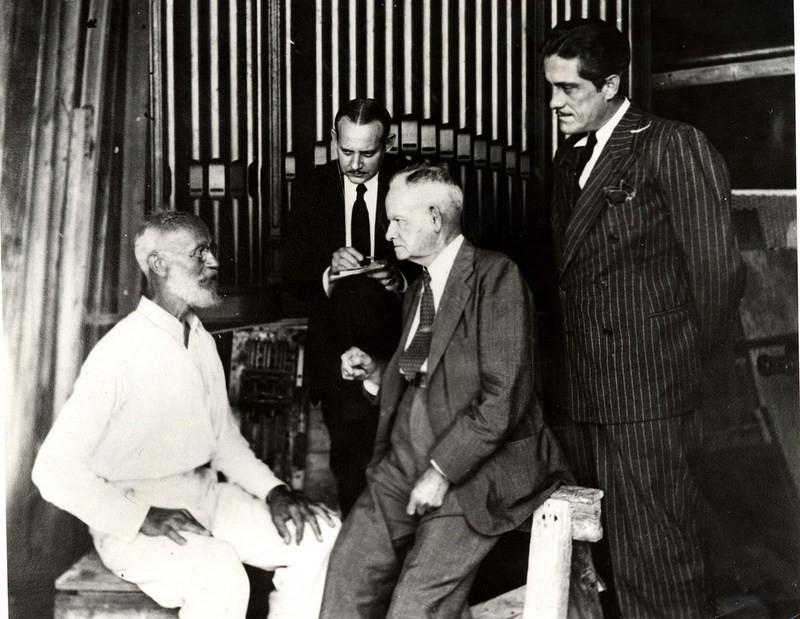 TAnzler durante seu julgamento (Foto: Florida Public Library)